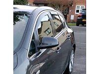 Vauxhall astra 2011 wind deflectors
