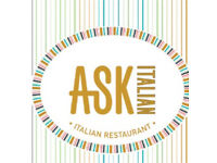 Line chef Ask Italian