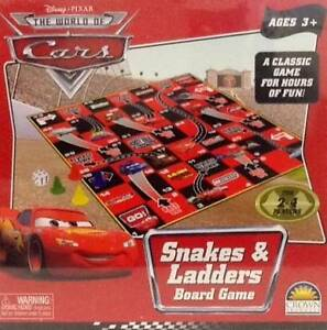 Cars - Snakes & Ladders 3+ Seacliff Holdfast Bay Preview