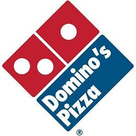 Dominos Pizza Delivery Driver Needed in Rowley Regis, Oldbury