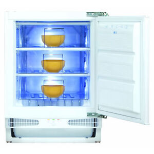CDA Matrix MF006IN Built in Fully Integrated Under Counter Freezer