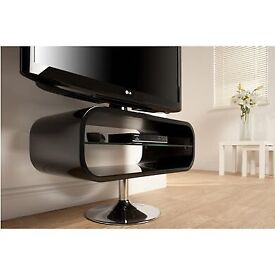 Techlink OP80B Opod Black TV Stand RRP £200