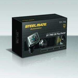Steelmate Tire Pressure Monitoring System - TP-79
