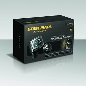Steelmate Tire Pressure Monitoring System - TP-79