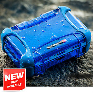 NEW NANUK water and impact resistant protective hard cases