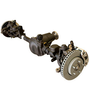 **USED & REBUILT DIFFERENTIAL / AXLE ASSEMBLY MOST MAKES**