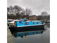 Reluctant Sale Of Lovely Narrow Boat In Immaculate Condition