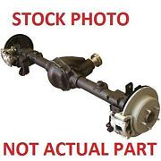 Toyota 4Runner Rear Axle Assembly