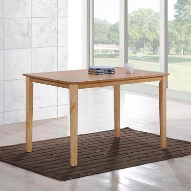 Medium Oak Dining Table