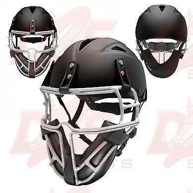 Softball Helmet Face Mask Ebay