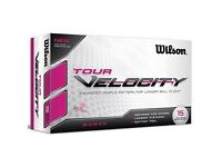 Wilson Tour Velocity Ladies Golf Balls