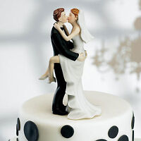 Kissing Couple Cake Topper - 50% OFF