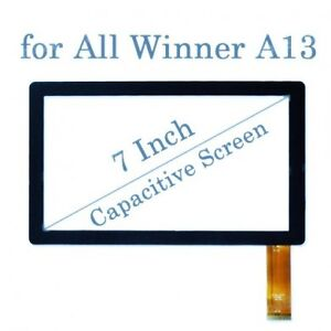 Replacement Touch Screen Panel for 7 Inch Allwinner A13 Q88 Tablet PC