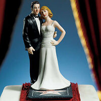 """Stars For A Day"" Wedding Cake Topper - 50% OFF"