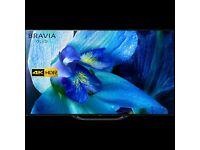 KD55AG8BU 4k tv hdr10 55 inch