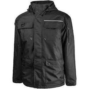 NEW TERRA BOLT WINTER JACKET BLK 2X WITH TAGS