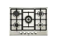 5burner hob 70cm **NEW-NEW** warranty included call today or visit us warranty included