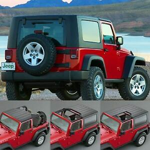 I want a hard top for my jeep 2 dr