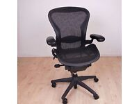 Aeron Chair - fully loaded