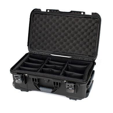 Nanuk 935 Plastic Hard Case Options