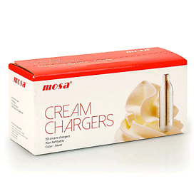 24Hr MOSA Cream Chargers London Delivery