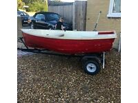 Small Boat Trailer WANTED