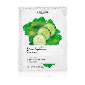 Love Nature Gel Mask Cucumber