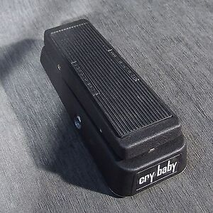 Dunlop Crybaby Wah Pedal