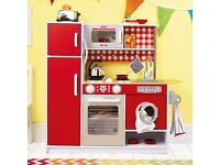 Wooden Kitchen (many accessories included) from GreatLittleTrading&co (RRP over £300)