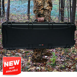 Waterproof Carry Cases for hunting equipment - gun r.ifle