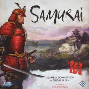Samurai, Fantasy Flight Edition, Never Played
