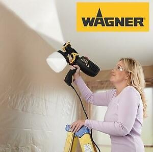 NEW WAGNER SPRAYTECH PAINT SPRAYER 0529011 207978638 FLEXIO 570 TOOL