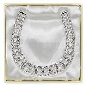 Wedding Horseshoe Diamante