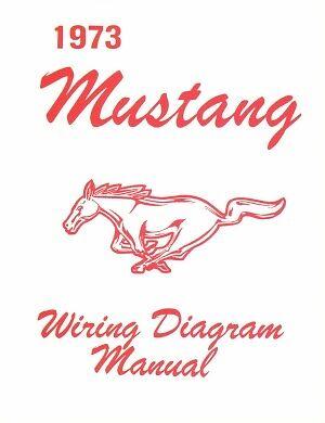 1973 Ford Mustang Wiring Diagram