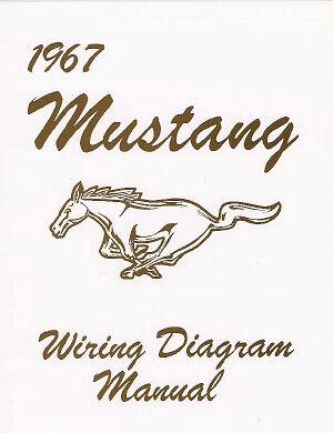 1967 Ford Mustang Wiring Diagram