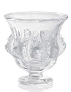 lalique bird vase - Lalique Vase