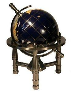 Gemstone globe ebay gemstone world globes gumiabroncs Image collections