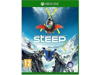 steep full game dl code ! xbox one ! price stands , no offers !