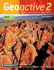 Geoactive 2 3E Stage 5 Australian Geography & eBookPLUS Turramurra Ku-ring-gai Area Preview