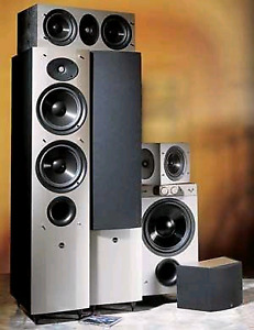 Athena Speakers Home Theater