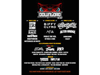 Download Festival - 3 Day Weekend + Camping