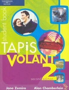 Tapis Volant 2 Second Edition Student Book Killara Ku-ring-gai Area Preview