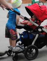 Wanted! Stand for stroller. Buggy board.