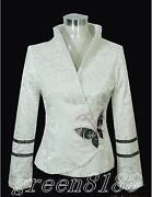 Womens Silk Jacket