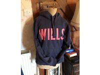 Ladies Jack Wills Hoodie, size 14, good condition from pet and smoke free home