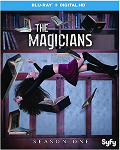 THE MAGICIANS. SEASON 1. BLURAY + Codes HD. SyFy Channel.