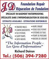 JD Foundation Repair Inc.