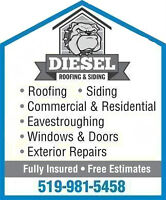 ►►► FREE EAVESTROUGH CLEANING ◄◄◄