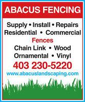 Fences – Chain Link , Ornamental Fencing, Vinyl & Wood Fences