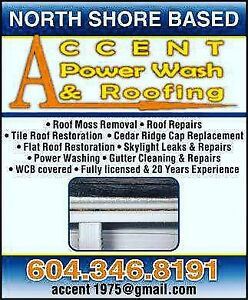 ACCENT Gutters and Roofing Repair EPTM GUTTERS